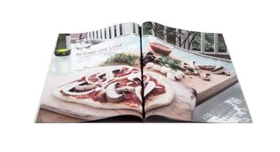 kickstarter cookbook reward