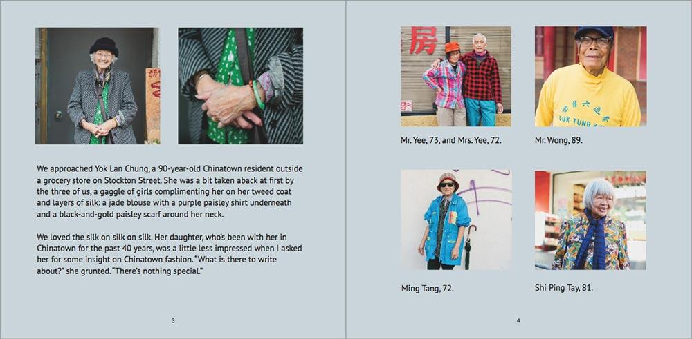 Chinatown photobook