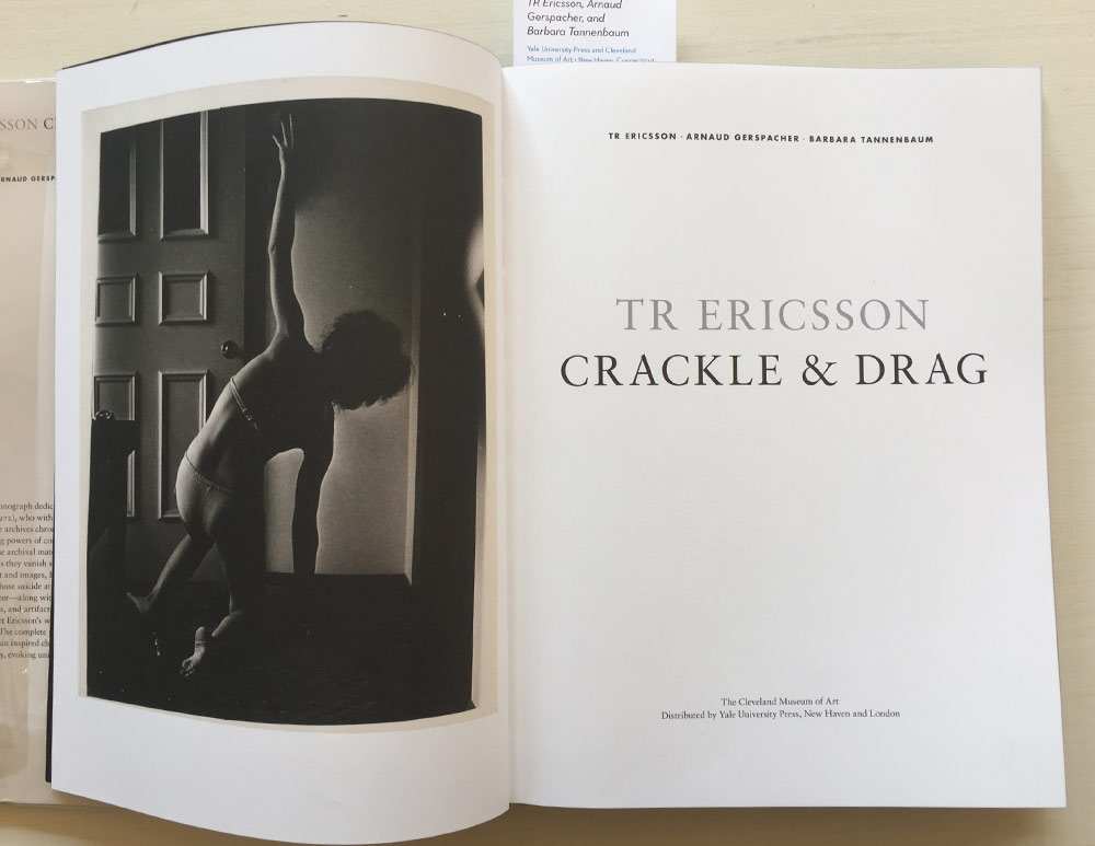 TR Ericsson Crackle and Drag