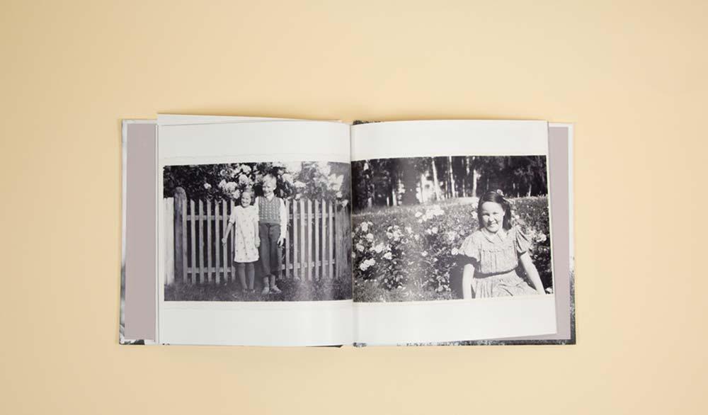 Family Photo Book: Grandmum