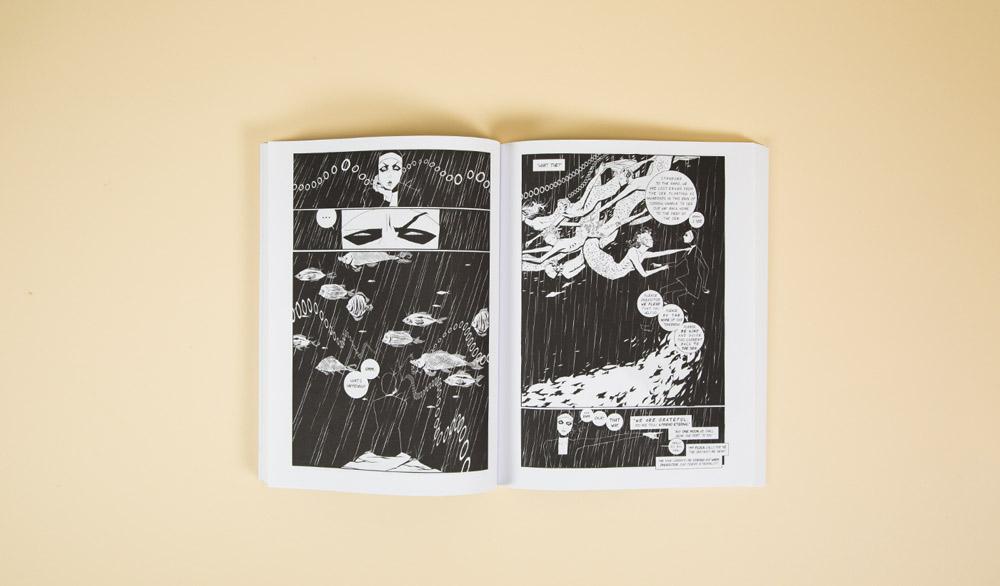 self published graphic novel