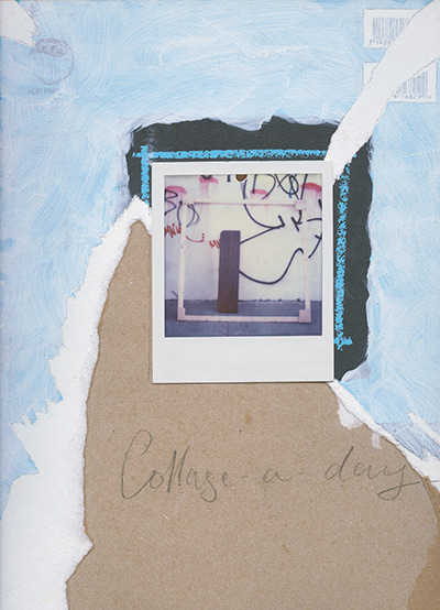 Collage-a-day cover