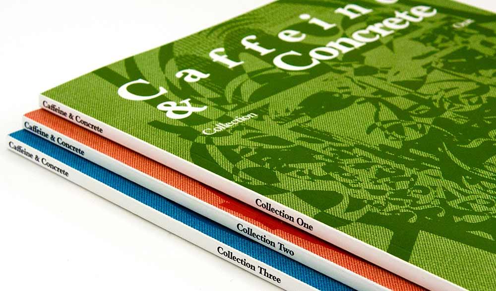 Caffeine & Concrete Collections