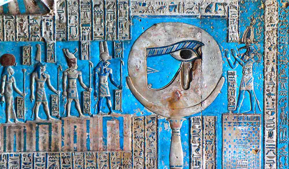 Blue in Ancient Egypt