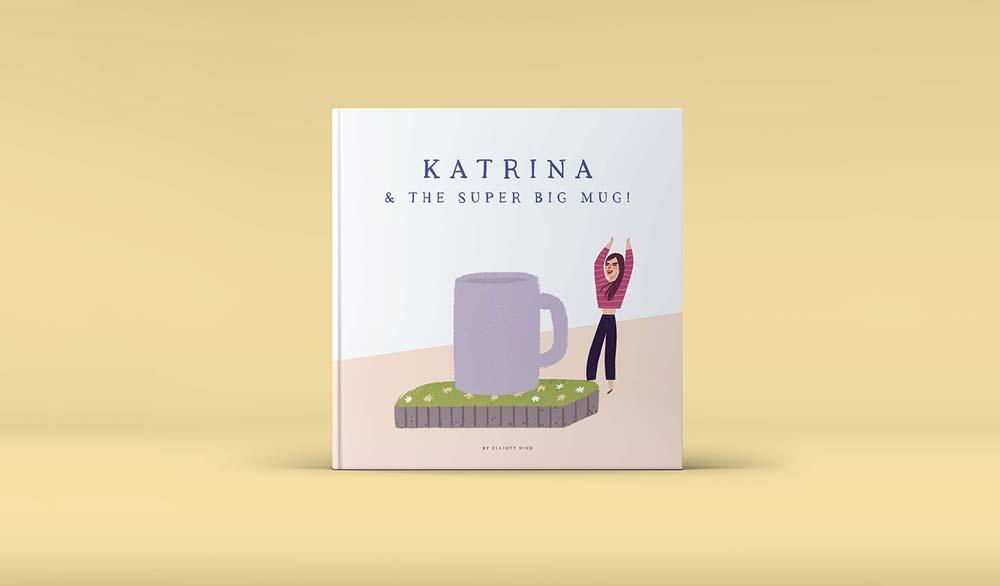 Katrina & The Really Big Mug