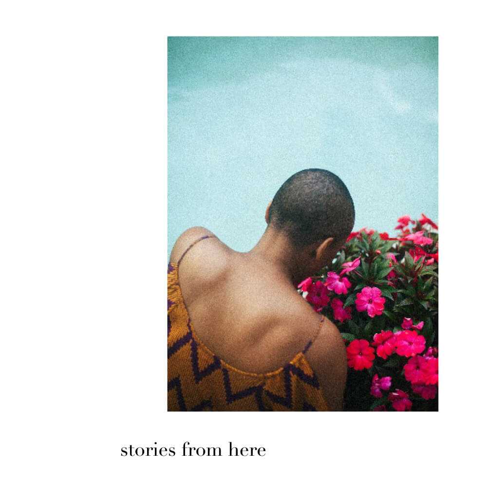 Aundre Larrow, Stories From Here