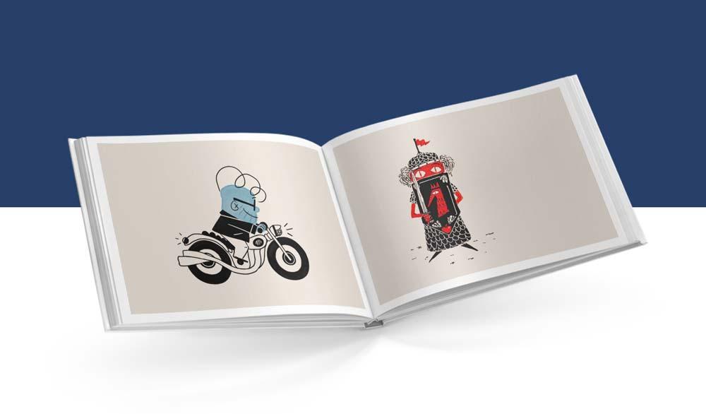 Children's book characters